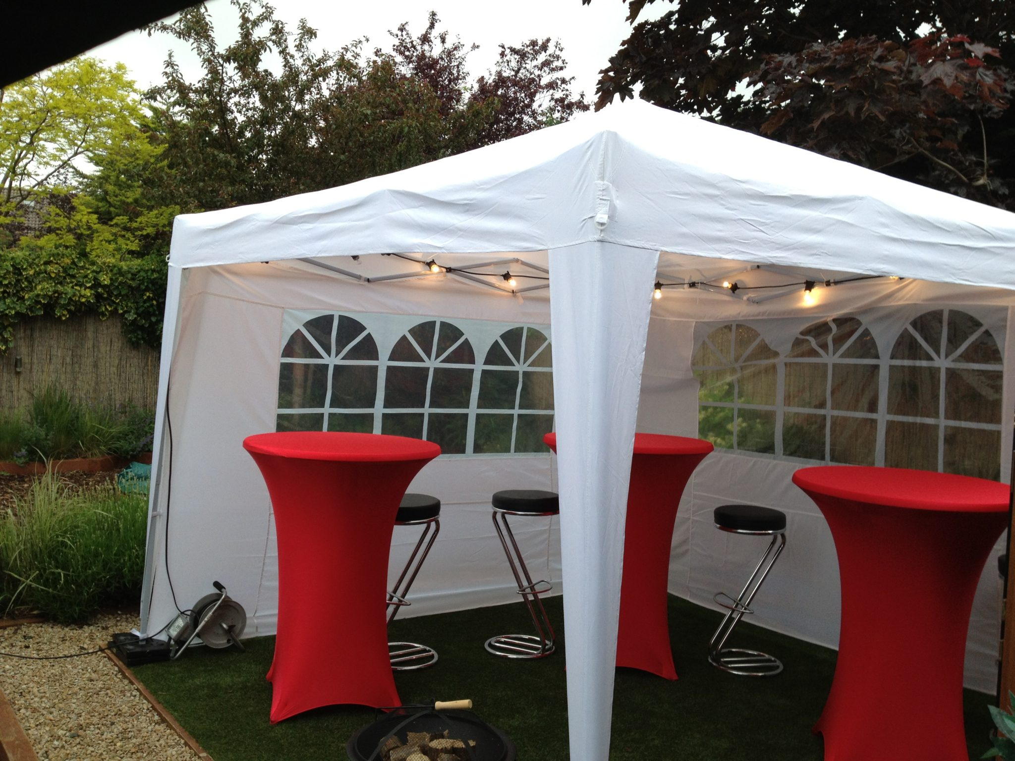 Garden Party Event Package